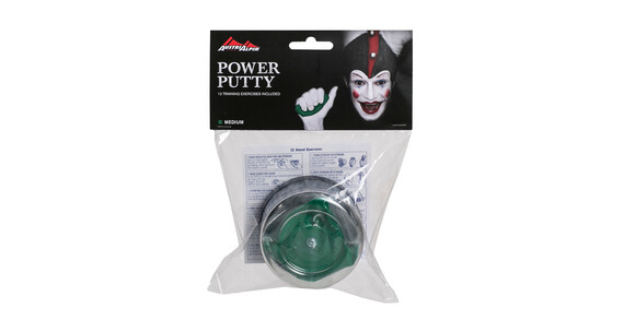 AustriAlpin Power Putty Middel grøn